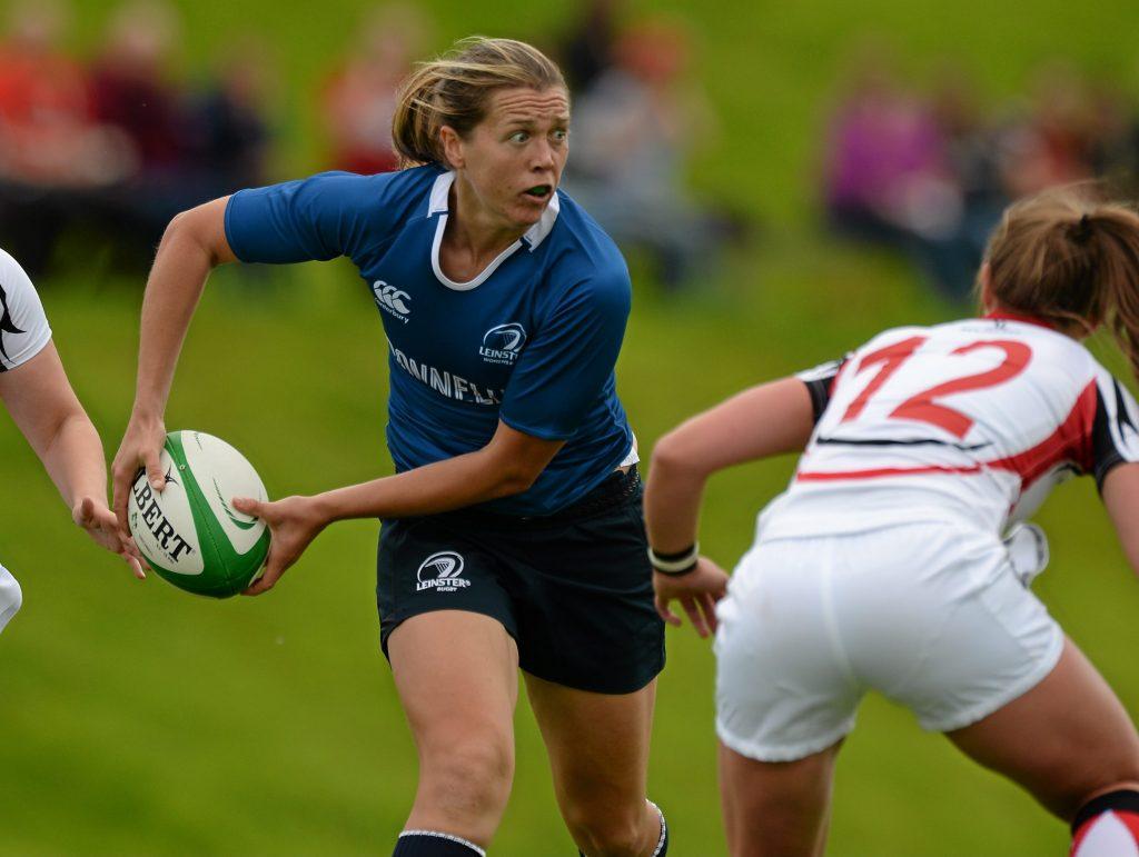 Leinster Rugby   Ireland Women's Sevens Development squad ...