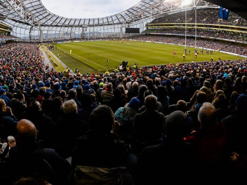 PHOTOS: Supporters at Leinster v Munster