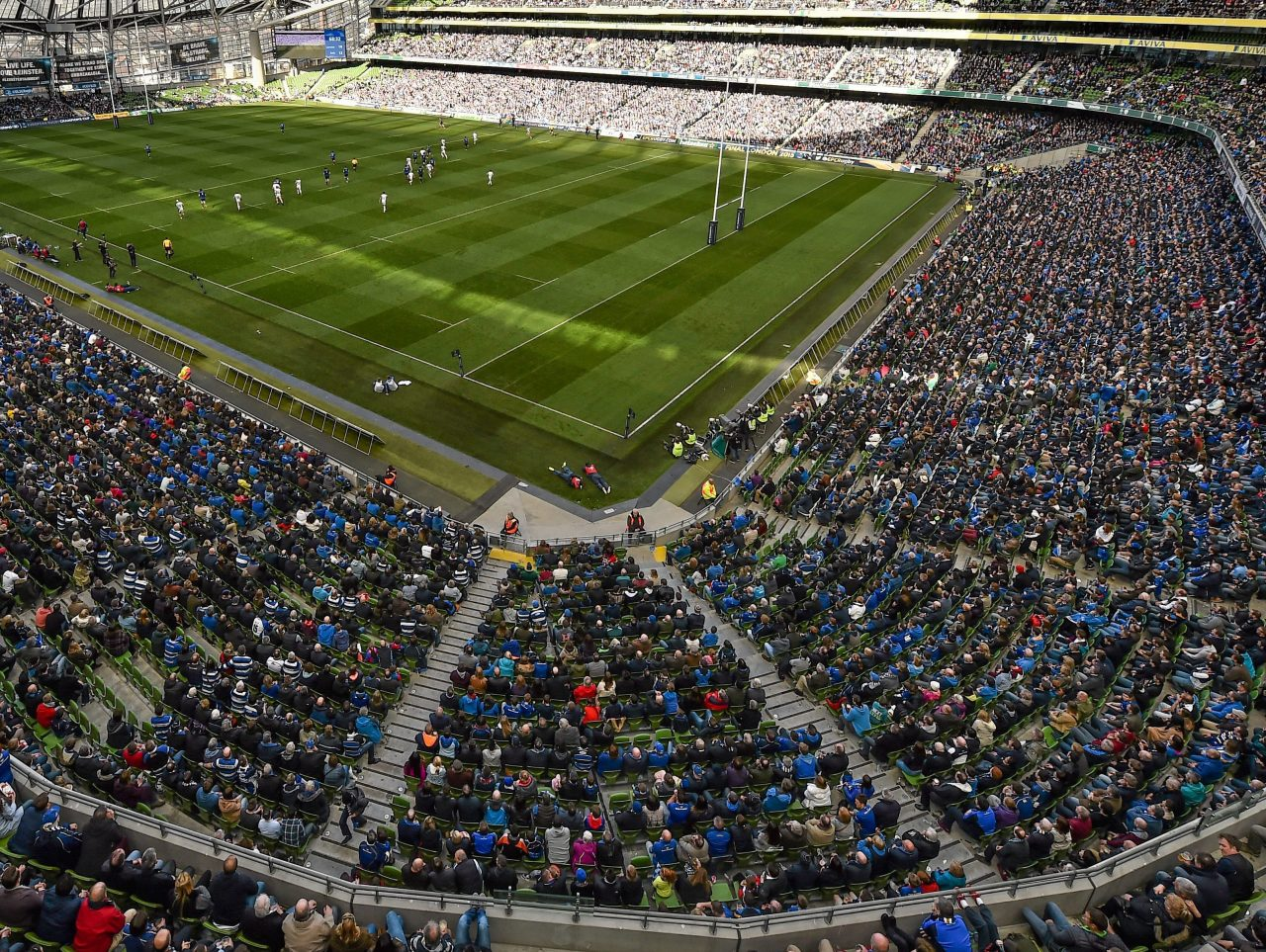 Leinster v Munster – Tickets Available