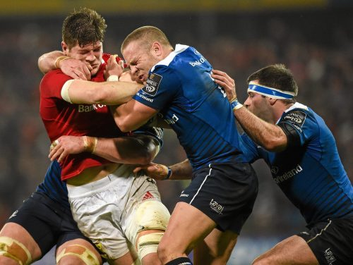 Munster announce team to face Leinster
