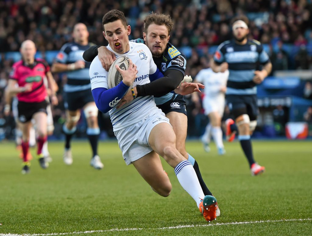 82aa65eb1ac Leinster Rugby | Cardiff Blues announce team to face Leinster