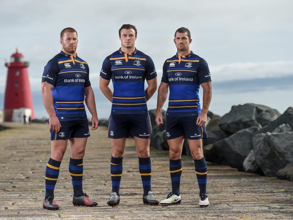 20fed9dafab Leinster Rugby | Take a look at the new Leinster European jersey