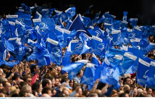 OLSC call for 'Sea of Blue' for Aviva clash