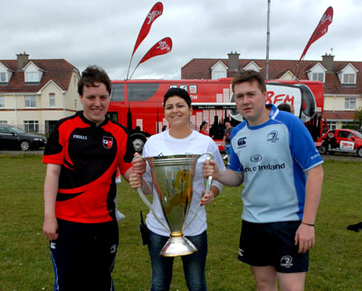 Leinster Rugby   Follow Leinster on the road with JWT this season…