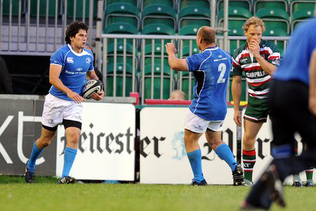 Leicester Tigers 37 v 14 Leinster