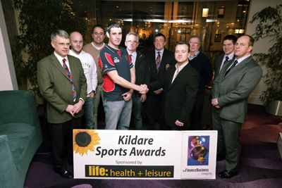 North Kildare honoured with Team of the Month award…