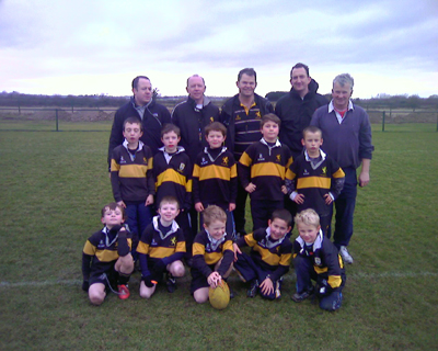 Malahide Under-8s set for London…
