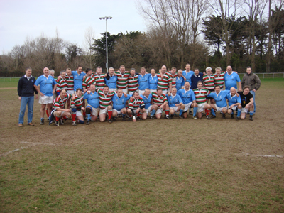 Brothers in Arms at Bective v Garryowen…