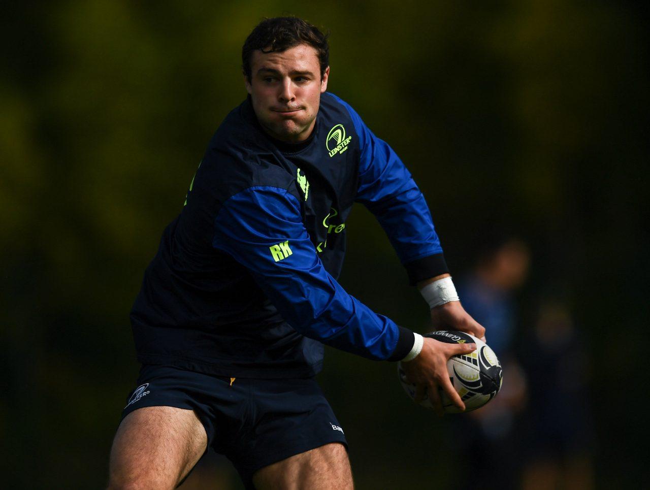 Robbie Henshaw to Make Leinster Debut