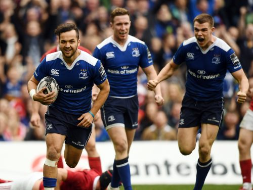 PHOTOS: Leinster defeat Munster at Aviva Stadium