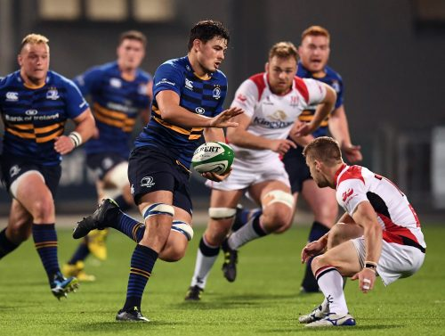 PHOTOS: Leinster 'A' prepare for B&I Cup with Ulster win