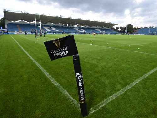 Leinster v Castres global broadcast info