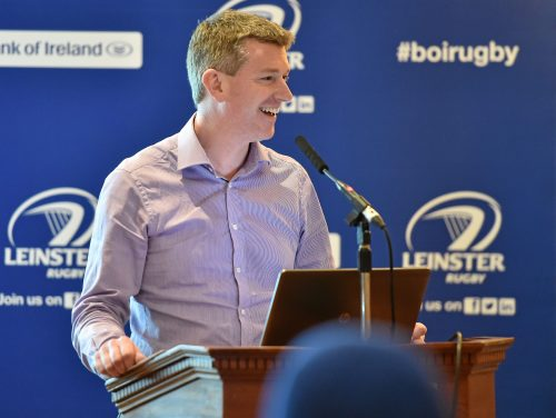 Leinster Rugby to host PRO Seminar