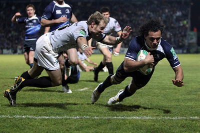 Leinster 27 Brive 10