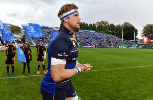 Heaslip nominated for World Rugby Player of the Year award