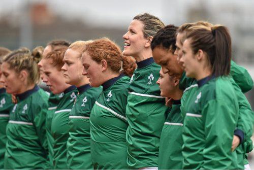 Ireland Women Rugby Team