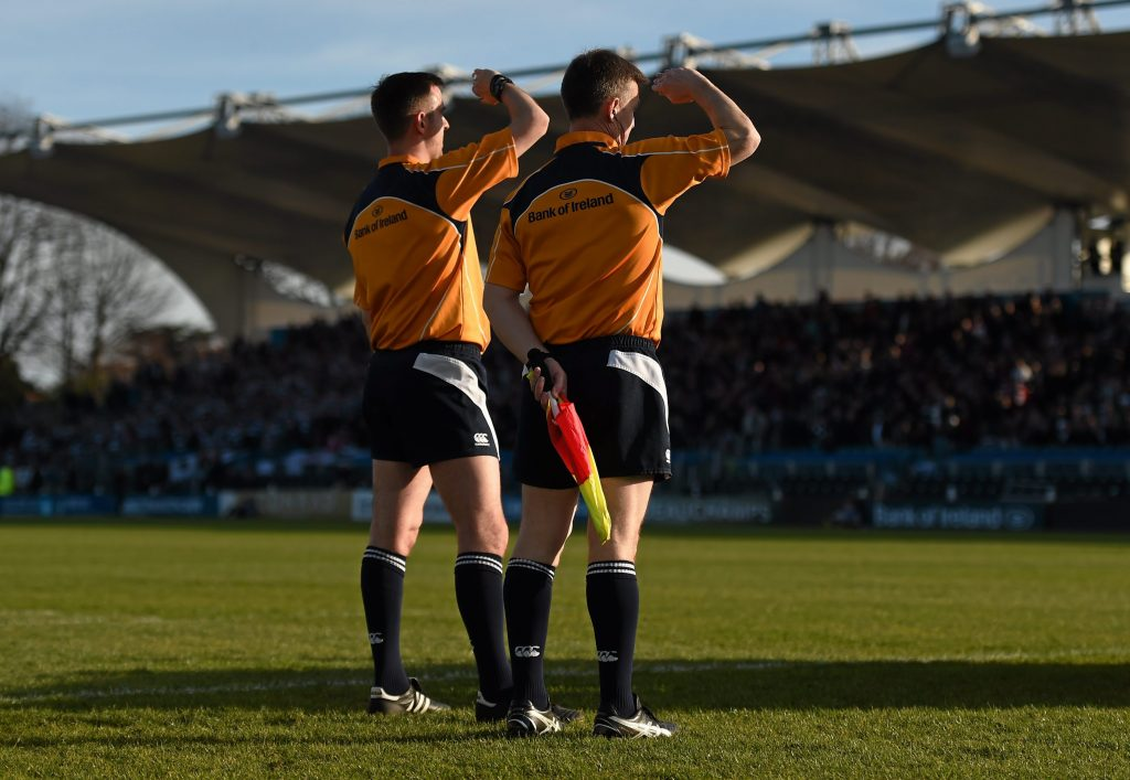 Leinster Rugby Referees