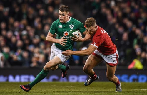 Ringrose: It was a special moment