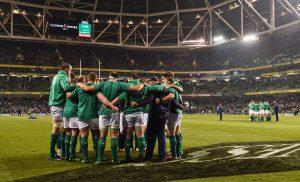 Ireland v New Zealand