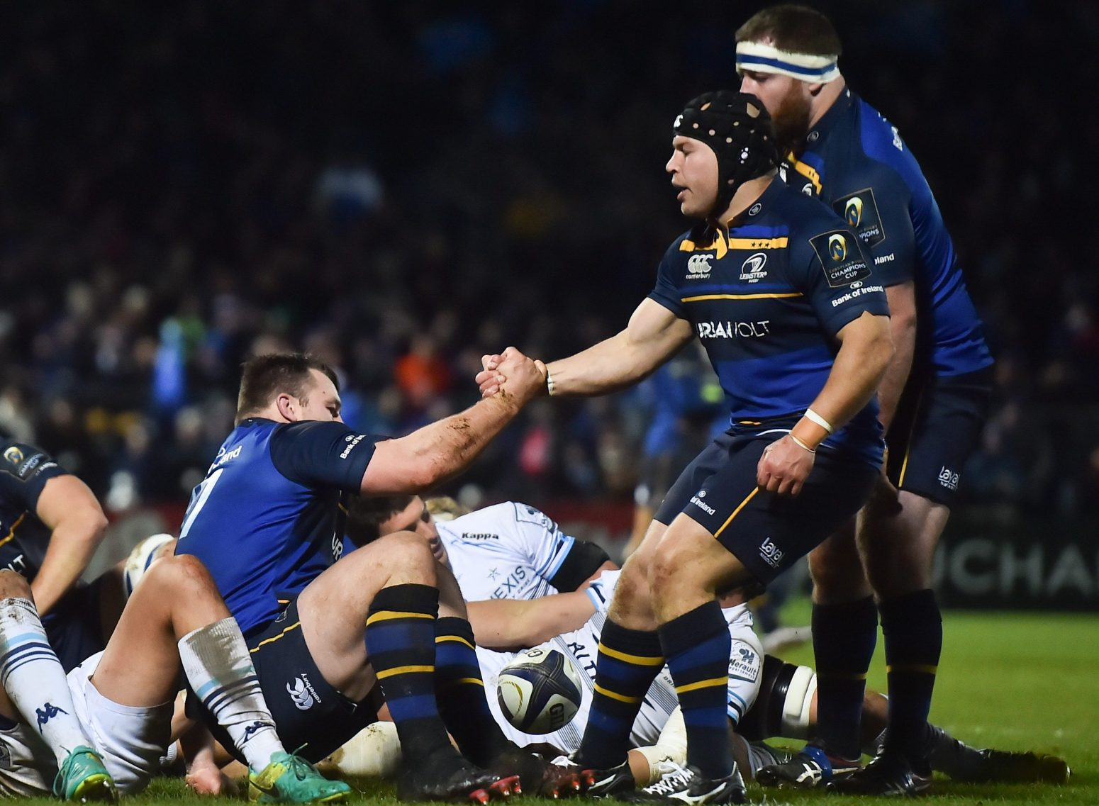 Leinster v Montpellier - European Rugby Champions Cup Pool 4 Round 5