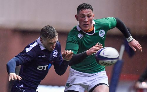 Lansdowne's Boyle late try drives Ireland U-20s to comeback win