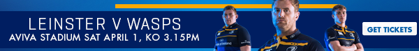 Leinster v Wasps