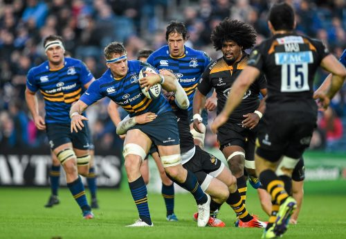 Leinster v Wasps: Tickets Selling Fast – 35,000 Now Sold