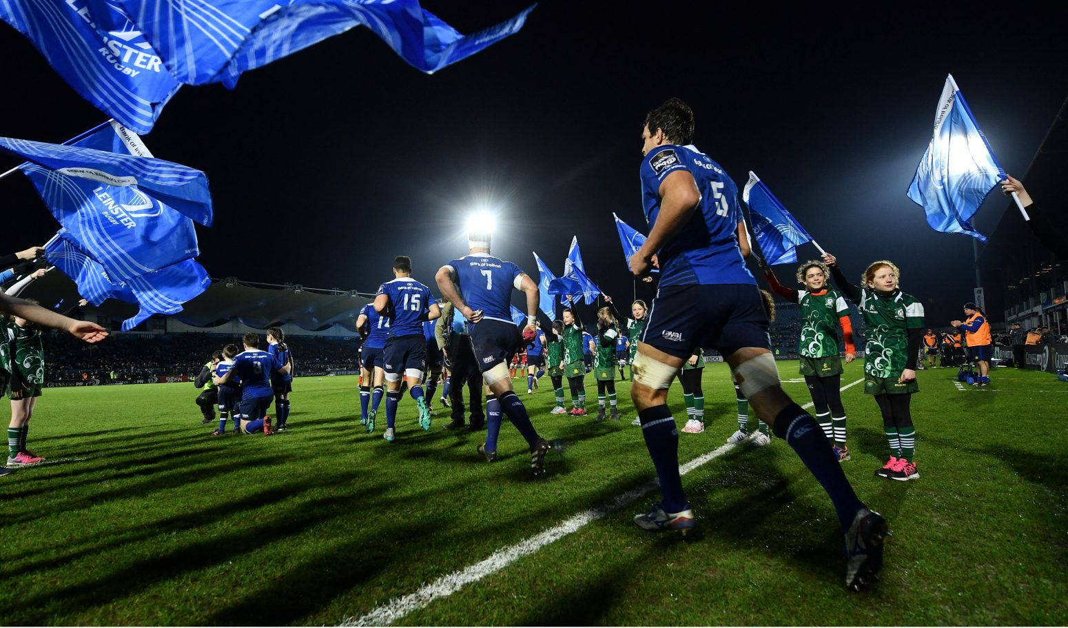 Leinster Rugby RDS