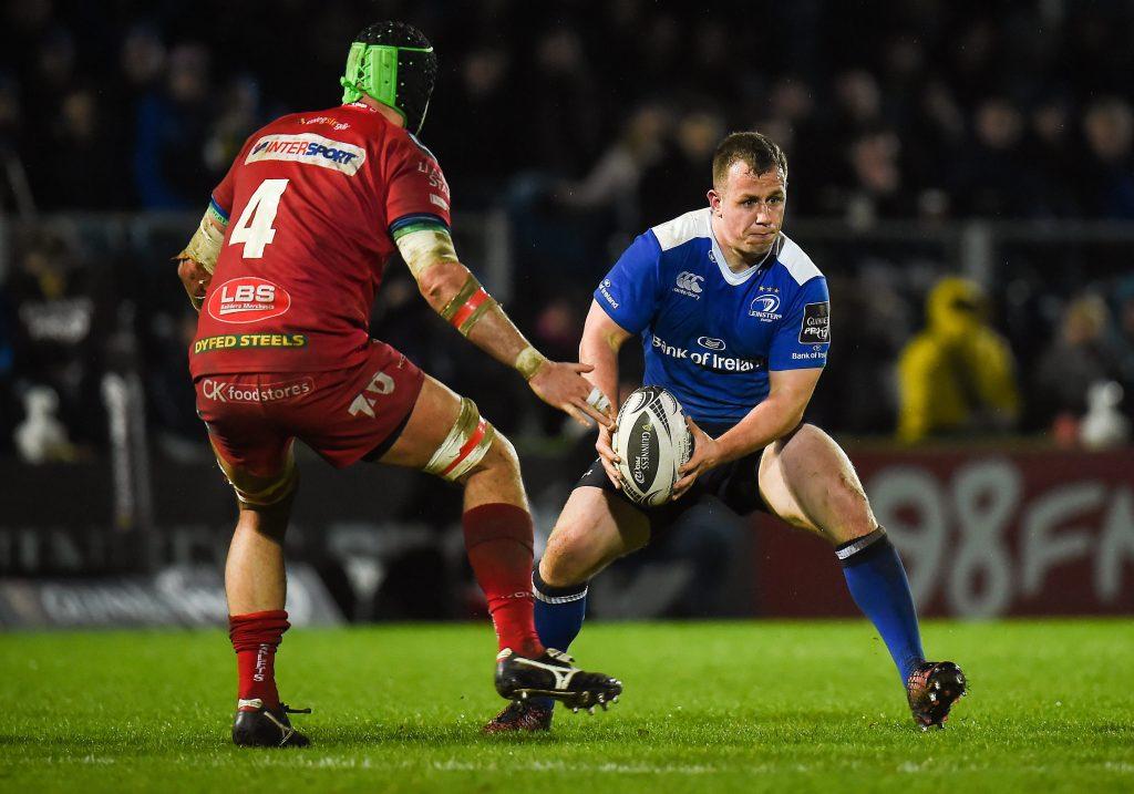 Ed Byrne rugby