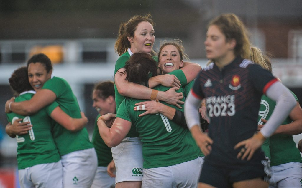 Ireland Womens rugby
