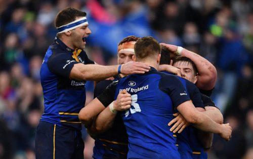 Leinster Rugby v Wasps