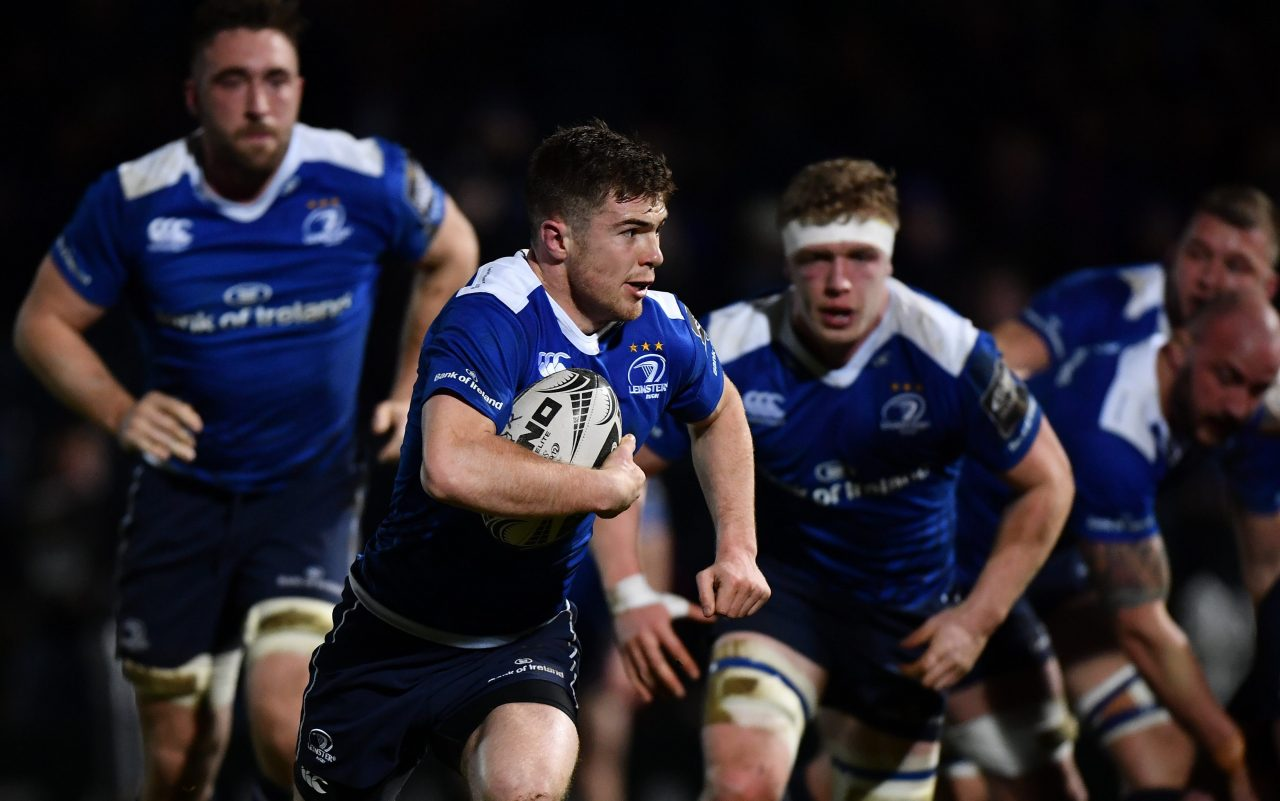 Leinster Rugby Confirm 13 Contract Renewals
