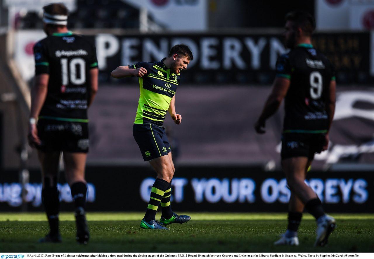 Ospreys 18 Leinster 20