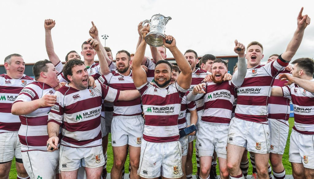 Tullow RFC Provincial Towns Cup