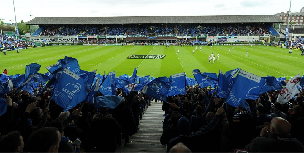 Leinster Rugby RDS Arena