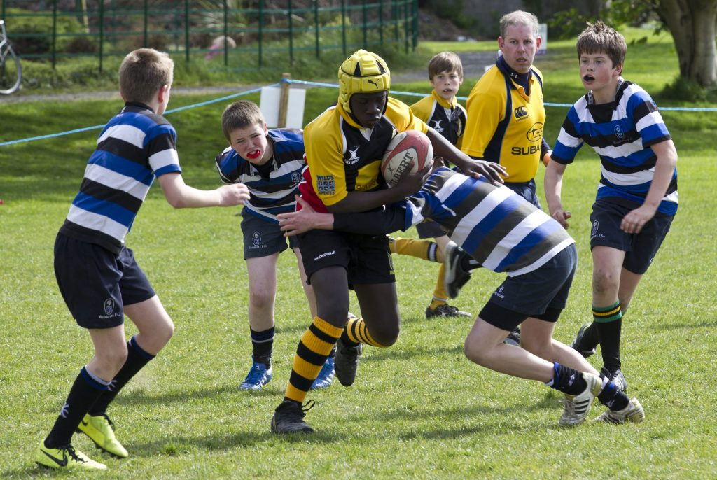 European Youth Rugby festival