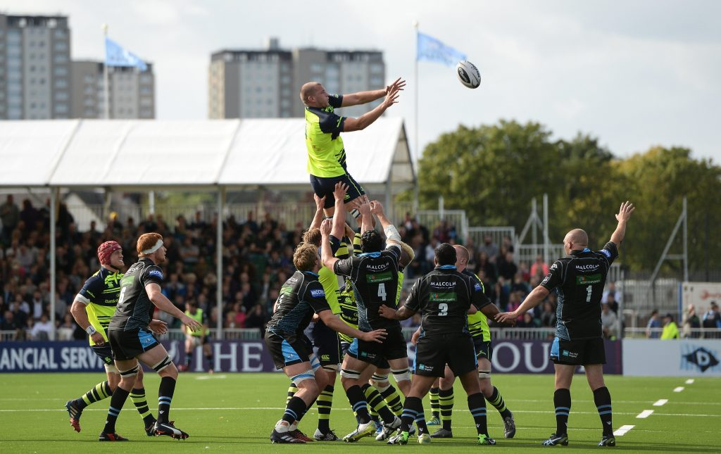 Leinster v Glasgow Warriors