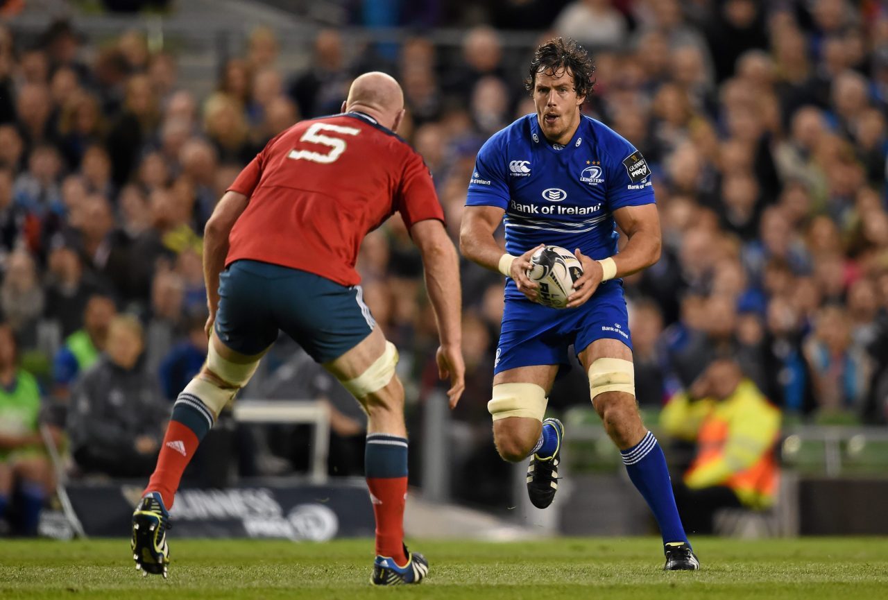 Interview: Mike McCarthy Retires From Rugby