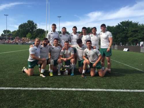 Fitzy's Blog: All Pain And Some Gain in Amsterdam 7s