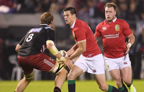 Sexton and Furlong feature as Lions grind out win