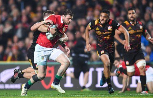 Lions Score Four Tries In Commanding Chiefs Win