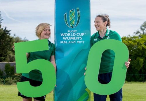 50 Days To Women's Rugby World Cup 2017