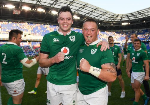The Ireland Summer Tour by Leinster Numbers