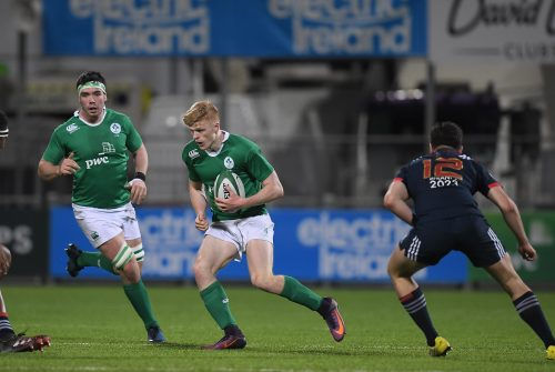 2017/18 Leinster Rugby Academy Roster Announced