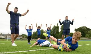 Leinster Rugby Camp