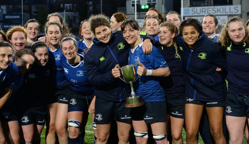 Leinster Womens team