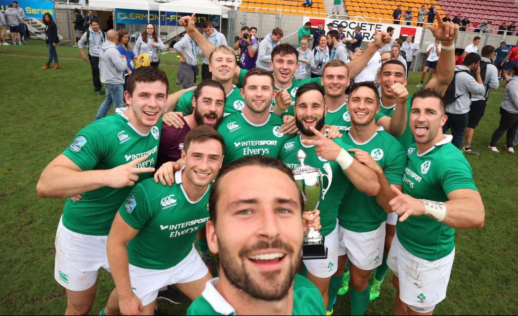 Ireland Men's Sevens team