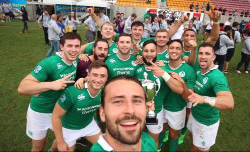 Ireland Men's Sevens team