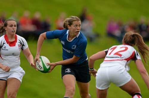 Our 12 Leinster Girls in Green: Jeamie Deacon
