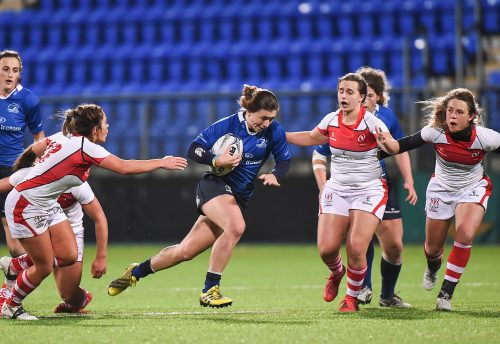 Our 12 Leinster Girls in Green: Katie Fitzhenry